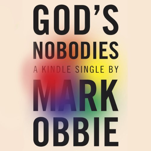 God's Nobodies audiobook cover art