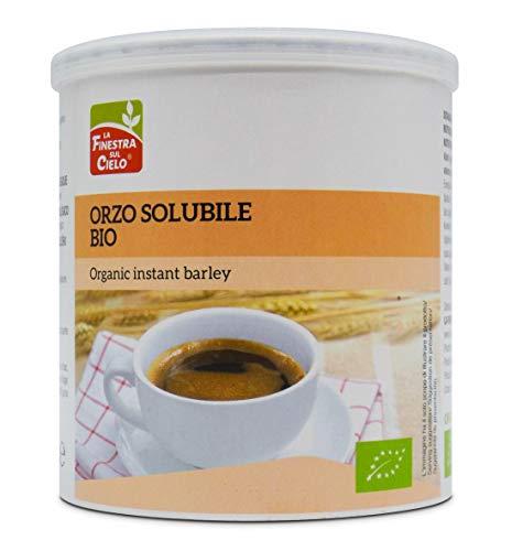 LA FINESTRA SUL CIELO Orzo Pronto Bio Caffè d'Orzo Solubile - 120 g