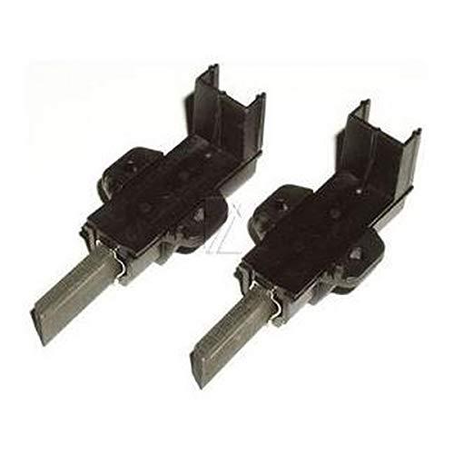 Motorkohlen Typ 'R' für AEG Electrolux 400602034, 5634700080, Bosch Siemens 173028