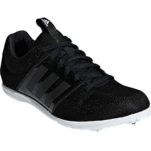 Adidas Marathon Tech, Zapatillas de Deporte para Niñas, Negro (Negbás/Negbás/Ftwbla...