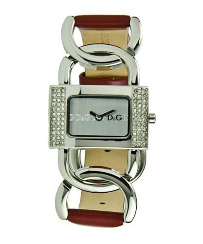 D&G Dolce&Gabbana DW0565 - Reloj analógico de mujer de...