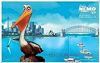 Mopoq カスタム漫画アニメーションの海底ストーリー家族の肖像ビッグシャーク1000ピース木製パズルの子供のおもちゃのギフト(組み立てサイズ75×50センチ) (Color : J)