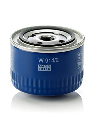 Original MANN-FILTER Ölfilter W 914/2 – Getriebefilter – Für PKW