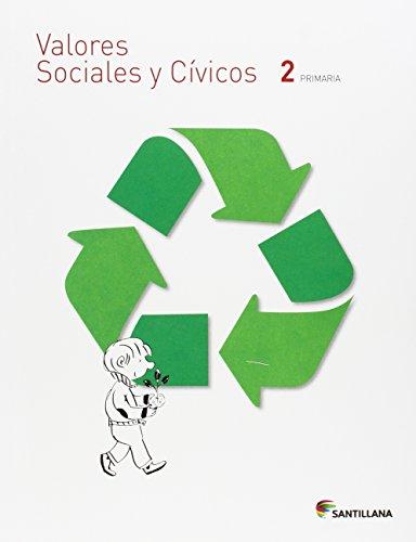 VALORES SOCIALES Y CIVICOS 2 PRIMARIA - 9788468014951