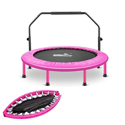 Review Of HTDZDX Trampoline Slimming Trampoline/Adult Gym Trampoline/Home Indoor and Outdoor Bounce ...