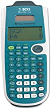 $27 » Texas Instruments TI30XSMV TI-30XS MultiView Scientific Calculator, 16-Digit LCD