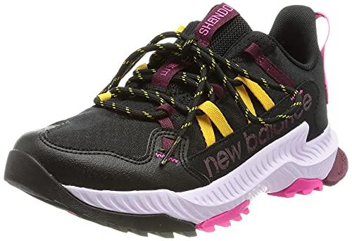 New Balance WTSHAV1, Zapatillas para Carreras de montaa Mujer, Black, 41 EU