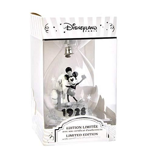 Disneyland Paris Mickey Mouse Limited Edition - Bolas de Navidad para 90 Aniversario, diseño de Mickey Mouse