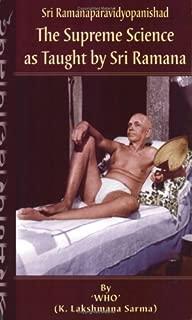 Sri Ramanaparavidyopanishad-The Supreme Science as Taught by Sri Ramana
