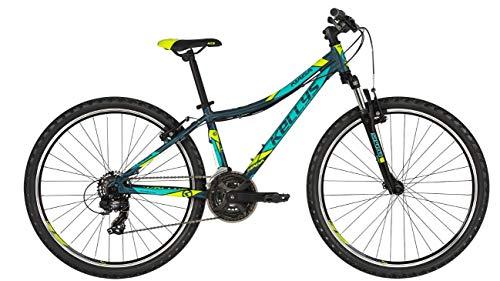 Kellys Naga 70 26R Kinder & Jugend Mountain Bike 2019 (34cm, Blue)