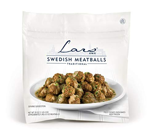 Lars Own Swedish Meatballs - 20 oz - 2 pack