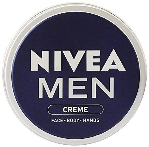 Glamorous Mart - Nivea Men Hidratante Crema, 75ml