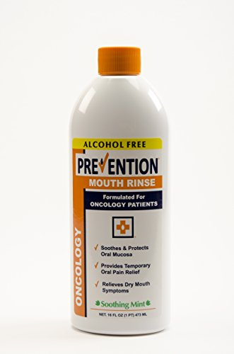 Prevention Oncology Mouthwash, Non-Alcohol, 16oz