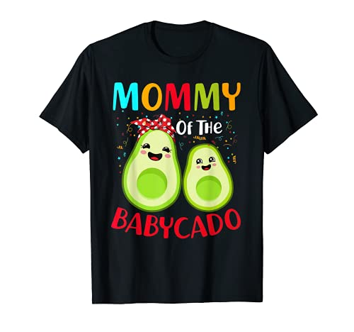 Mommy Of The Babycado アボカド愛好家 面白い母の日ギフト Tシャツ