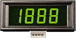 2V green DMO-782 LCD Digital Panel Meter Voltmeter pos
