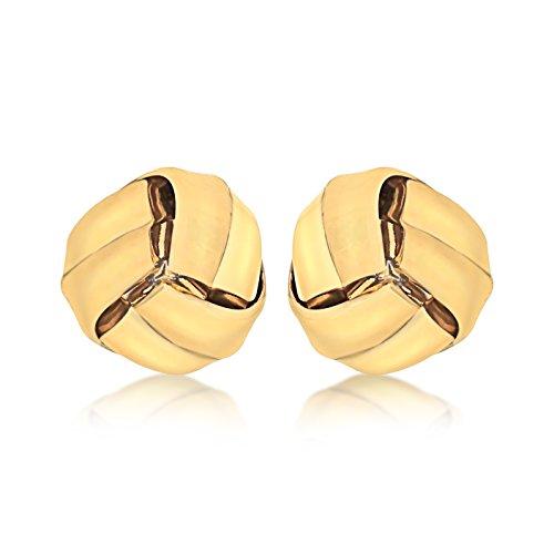 Carissima Gold Damen-Ohrringe 375 gold 1.55.6009