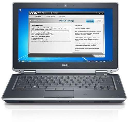 Dell Latitude E6330 Core i7-3540M 8GB DDR3 SSD 240GB 13.3' INTEL HD Graphics 4600 2*USB3 Card Reader HDMI, Windows 10 Pro(Certified Refurbished)
