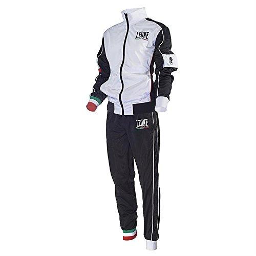 Tuta Completa (Giacca e Pantaloni) Leone AB796 (BIANCO, L)