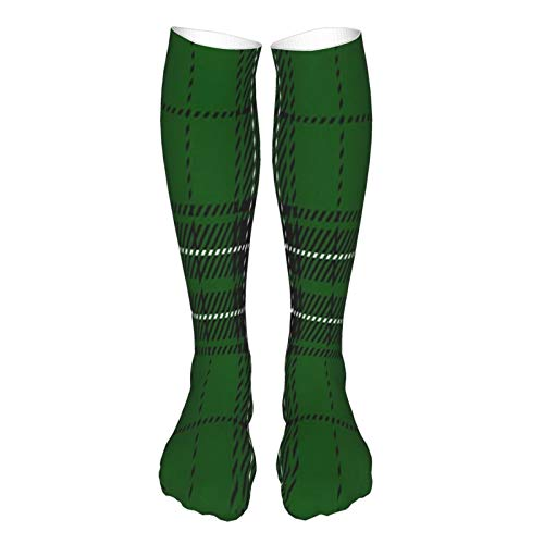 Clan Mac Lean Scottish Weave Lattice Lattice Abstract Maclean Hawaiian Surfer Unisex Adult Long Sports Socking Nurse Medical Compression Socks Leg Warmers for Teen Football Travel Running 60cm -  3d-design, 7403161235480