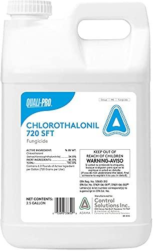 Chlorothalonil 720 SFT (generic Daconil Weatherstik) (2.5 Gallon)