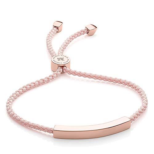 YL Armband Vrouwelijke Aanpasbare Lettering Accessoires Liefhebbers Handband Sieraden Elegant Ontwerp Metallic Verjaardag Kerstmis