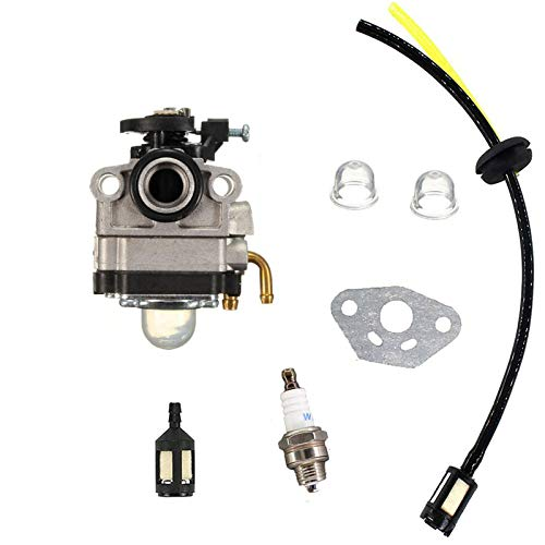 Shnile Carburetor Compatible with Kawasaki HA023F-AS01 HA023F-BS01 KBL23A Engine RedMax Weed Eater G20LS TR2350S CHT2300 String Trimmer Carb