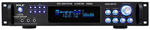 2000WATT AMP & TUNER