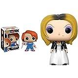 Funko Pop!: Horror: Chucky, Multicolor (3362) + Bride of Chucky-20117 Horror Figura De...