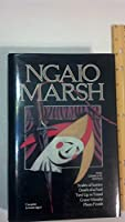 Ngaio Marsh: 5 Complete Novels (Scales of Justice; Death of a Fool; Tied up in Tinsel; Grave Mistake; Photo Finish) 0517410176 Book Cover