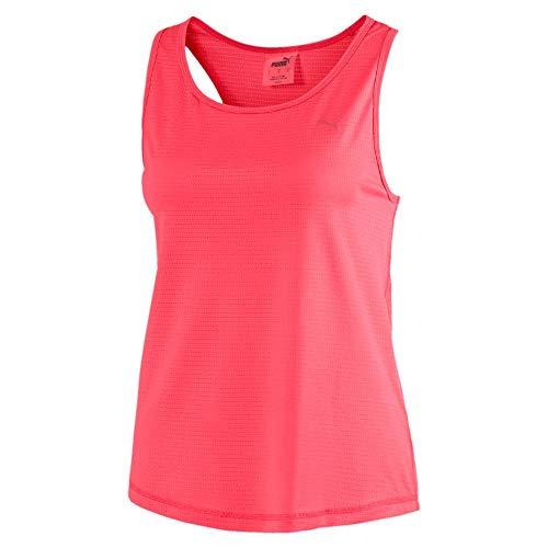PUMA Dames A.c.e. Racerback tanktop - roze, grijs shirts