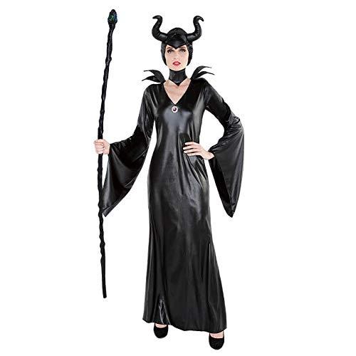 Disfraz Bruja Maléfica Mujer Cosplay (L) (+Tallas) Cine y TV