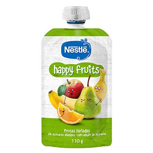 NESTLÉ Pure Happy Fruits 110g - Pack de 8