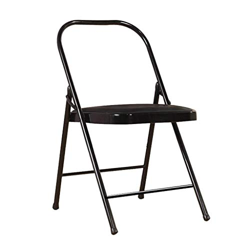 Lowest Prices! ZHWGS Yoga Chair Headstand Bench Yoga Auxiliary Folding Chair, PU Face Yoga Inverted ...