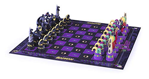 ■バットマン チェスセット■Batman Chess Set ■DC コミックス オフィシャル 製品 ■DC COMICS Official Merchandise