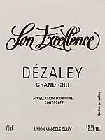 デザレー 「ソンエクセレンス」2018 Grand cru 【スイス特級白ワイン】