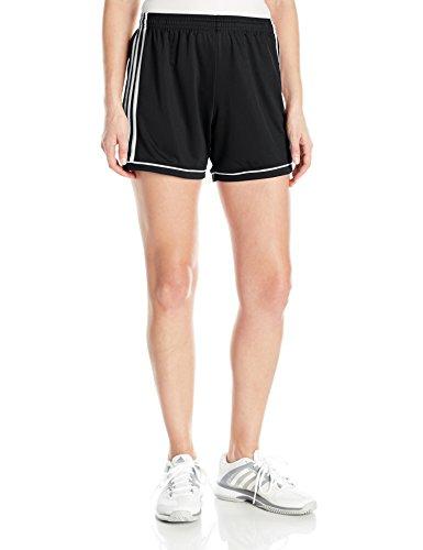 Adidas Women's Soccer Squadra 17 Shorts - Medium - Black/White