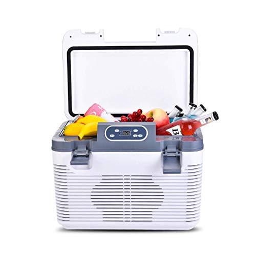 Réfrigérateur de Voiture 19L Double réfrigération Mini 24V Grand Camion dédié
