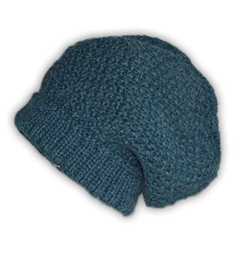 Invisible World Gorro Lana de Alpaca Bebe 100% Beanie Hat de Invierno...