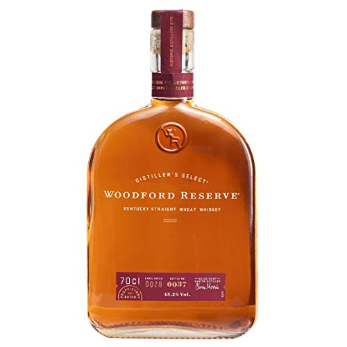 Woodford Reserve Kentucky Straight Wheat Whiskey (1 x 0.7 l)