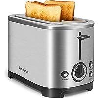 BalleBEeautiful Stainless Steel 2 Slice Retro Toaster