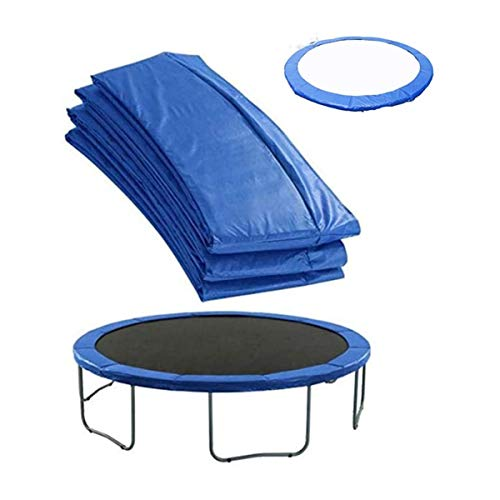 GXLO Trampoline Edge Cover Spring Cover Universal Spring Cover Padding UV Resistant Replacement Trampoline Surround Pad Protection Cover,8FT