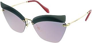 Mestige Women's Oval Sunglasses