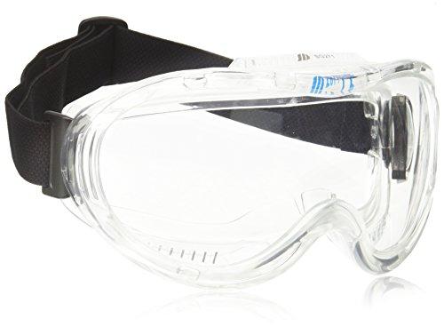 Ferko F-142/2503 - Gafa mascara en policarbonato incoloro. Especial sustancias químicas