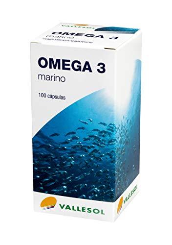 Vallesol Omega 3 - 100 capsulas