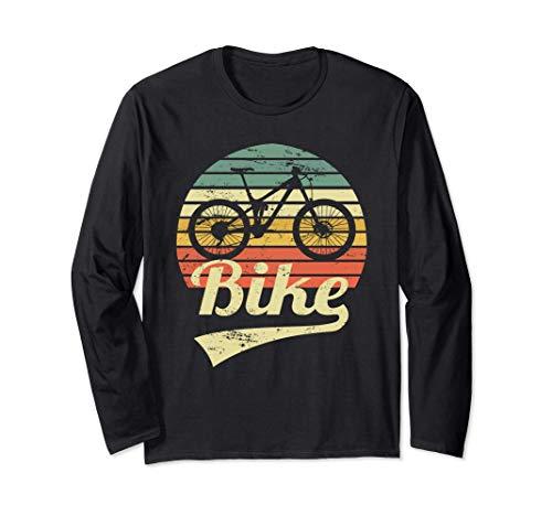 Bici Mountainbike MTB Outfit Downhill Vintage Retro Enduro Maglia a Manica