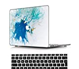 NEWCENT MacBook Pro 13' Funda,Plástico Ultra Delgado Ligero Cáscara Cubierta EU Teclado Cubierta para MacBook Pro 13 Pulgadas con Touch Bar Touch ID(Modelo:A1708/A1706/A1989/A2159),Serie Rosa 0231