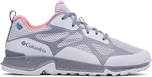 Columbia Vitesse Outdry, Zapatillas de Deporte para Mujer, Gris (Grey Ice/Canyon Rose 063), 39 EU