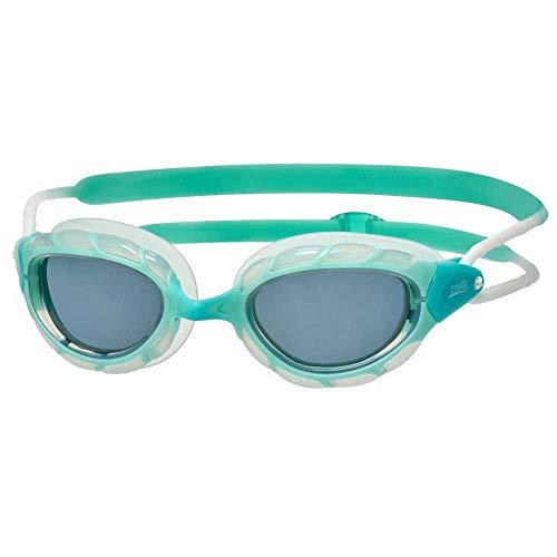 Zoggs Predator-Regular Fit Gafas de natación, Adultos Unisex, Multicolor (Multicolor), Talla Única