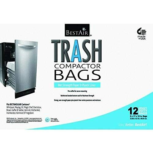 1 Set of Best Air Trash Compactor Bag