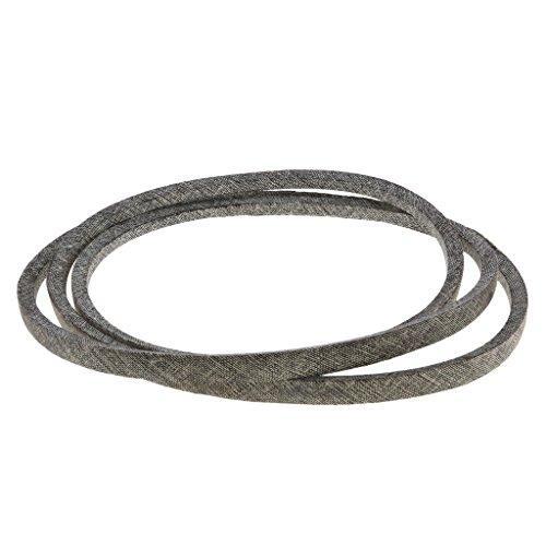 non-brand sharplace Sangle Ceinture Tondeuse à Gazon Charme Outil couper gazon résistant caoutchouc gris